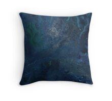 Oceanic Throw Pillow