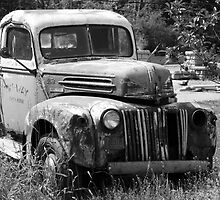 Old Truck by Mario Alleyne