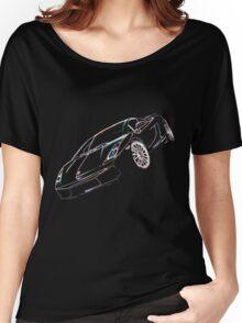 Lamborghini Gallardo Superleggera Women's Relaxed Fit T-Shirt
