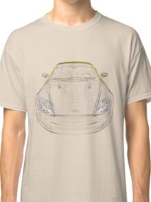 Aston Martin Front Classic T-Shirt
