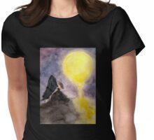 Fallen Womens Fitted T-Shirt