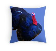 Be Thankful For Turkeys Throw Pillow