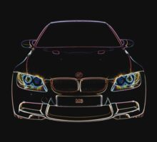 BMW M3 Front by supersnapper