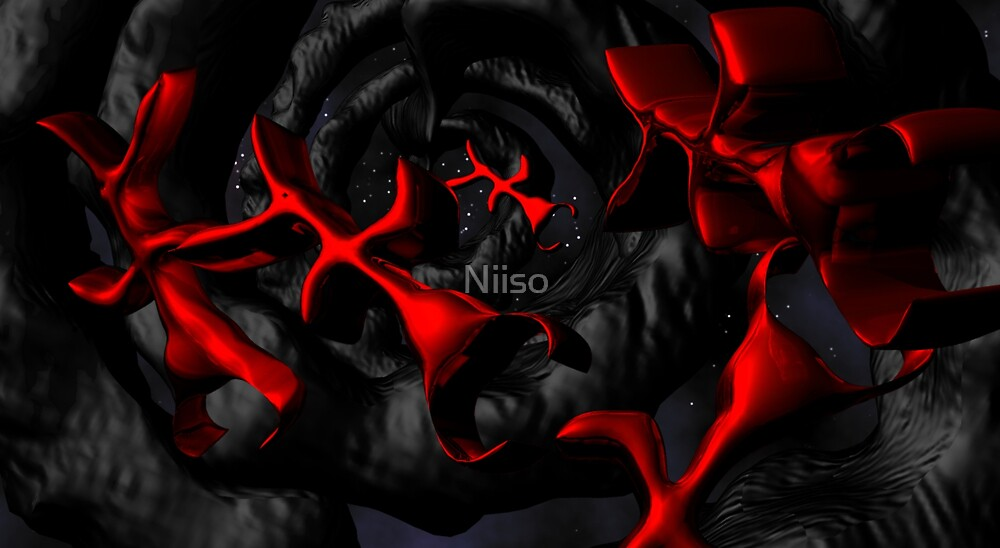 evil stick twerl  by Niiso