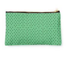 Green Dots Studio Pouch