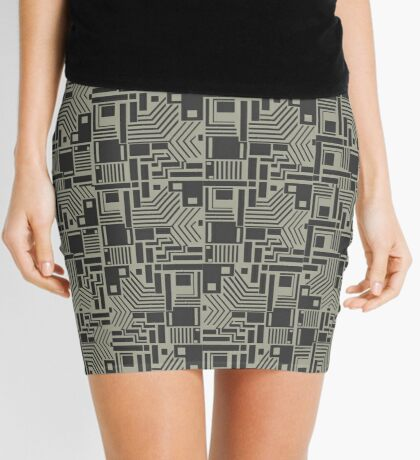 Ziggy Stardust  Mini Skirt