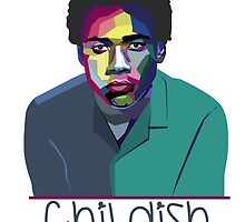 childish gambino by blessmegod