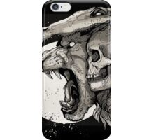 The Demon Boy COLOUR iPhone Case/Skin
