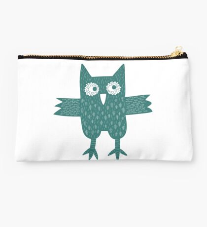 Green Owl Studio Pouch