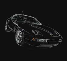 Porsche 928 by supersnapper