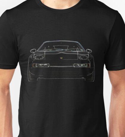 Porsche 928 Front Unisex T-Shirt