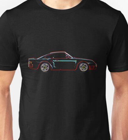 Porsche 959 Unisex T-Shirt