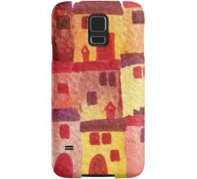 Tuscan Holiday Samsung Galaxy Case/Skin