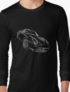 Porsche Boxster Long Sleeve T-Shirt