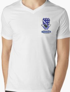Currahee Patch & CIB - iPhone Case Mens V-Neck T-Shirt