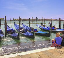 A romance in old Venice  by John44