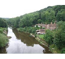 Ironbridge Gorge Photographic Print