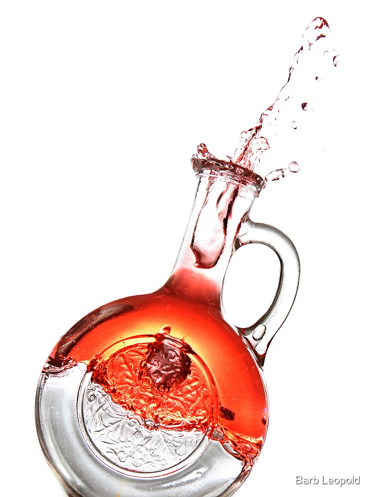Bottled Red #2 by Barb Leopold