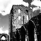 Norman Ruin - Staffordshire, England by PhotoBearUK
