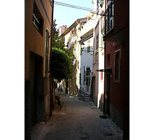 Monterosso take me back Photographic Print