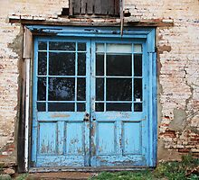 Braidwood Times front door by Clare McClelland