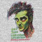 Zombie Morrissey by ellejayerose