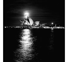 Moondance Photographic Print