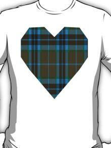 00007 Thompson-Thomson-MacTavish Hunting Tartan  T-Shirt