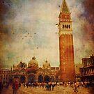 Piazza San Marco - Venice by Silvia Ganora