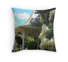 Introducing Leura Gardens~bd18 Throw Pillow