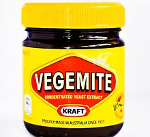 VEGEMITE by SHAZZ