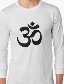 Om Aum Symbol Long Sleeve T-Shirt