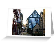 To The Market - Patrick Pool,York Greeting Card