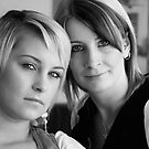 Jade and Laura 009 by Mark Snelling