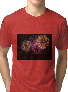 Fireworks Tri-blend T-Shirt