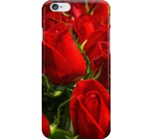 Red Red Roses a Plenty iPhone Case/Skin