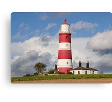 Happisburgh Lighthouse! Canvas Print