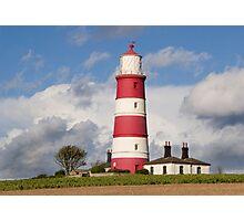 Happisburgh Lighthouse! Photographic Print