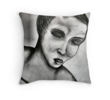 Sorrow Throw Pillow