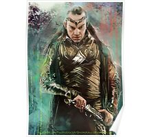 Lord Elrond Poster