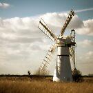 Thurne Windmill! by Carole Stevens