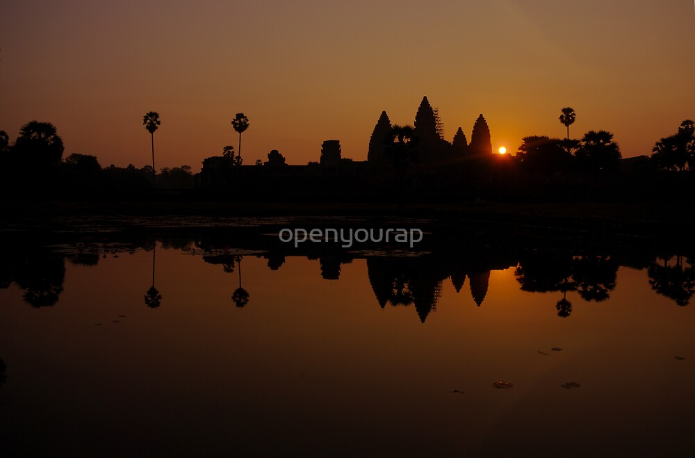 Ankor Dawn by openyourap
