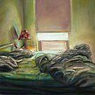 Post-coital Tristesse by Cameron Hampton