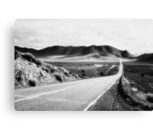 Sierra Way Kern County Canvas Print