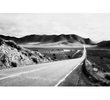 Sierra Way Kern County Photographic Print