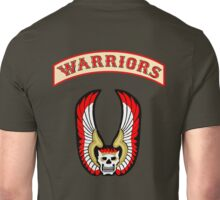 The Warriors - Back Patch  Unisex T-Shirt