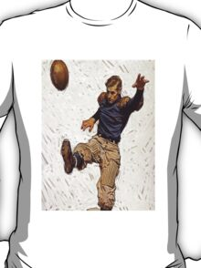old school rugby T-Shirt