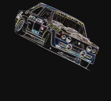 Fiat 131 Mirafiori Abarth by supersnapper
