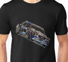 Fiat 131 Mirafiori Abarth Unisex T-Shirt