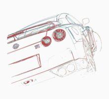 Nissan GTR One Piece - Short Sleeve